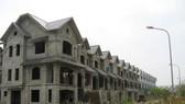 Vùng ven Hà Nội: Nhà hoang, phố hoang