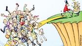 Lung lay giá trị toàn cầu hóa (K2): Cuộc đua không cân sức