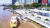 Trải nghiệm mới trên sông Sài Gòn