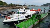 23-12 khai trương tuyến tàu cao tốc TPHCM - Cần Giờ - Vũng Tàu
