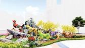 Đường hoa Nguyễn Huệ, TPHCM: Địa chỉ văn hóa thưởng ngoạn hấp dẫn