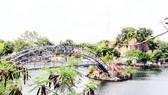 Tiếc nuối khu du lịch hồ Thoại Sơn