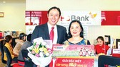 Tỷ phú chào xuân cùng HDBank