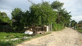 Dự án tái định cư 38ha phường Tân Thới Nhất, quận 12