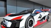 Xe điện Audi E-tron 815 mã lực: Bước ra đời thực từ video game