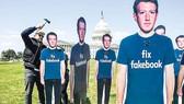 Facebook - Rủi ro thời đại số (K2): Khó đảm bảo quyền riêng tư