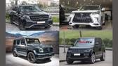 Những mẫu xe SUV hạng sang giá khoảng 10 tỷ đồng