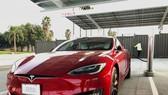 Trạm sạc điện cho ô tô Tesla, nội thất chẳng kém gì khách sạn