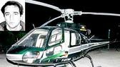 Những vụ vượt ngục táo tợn (K1):Trực thăng - phương tiện số 1
