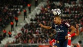 Kylian Mbappe tòa sáng trước Monaco.