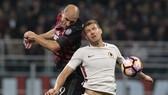 AC Milan - AS Roma: Quyết thắng ở San Siro (Mới cập nhật)