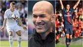 Tony Kroos (trái) và Edinson Cavani (phải) là 2 ngôi sao Zidane nhắm tới