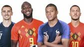 Pháp và Bỉ đồng đứng đầu bảng xếp hạng FIFA, Việt Nam vẫn đứng  hạng 102