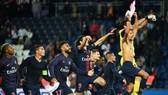 Niềm vui chiến thắng của PSG.