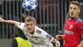 Real Madrid – CSKA Moscow: Trả mối hận lượt đi (Cập nhật lúc 18g)