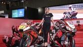100 mẫu xe tham gia Triển lãm mô tô xe máy 2017