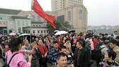 Cần có sự hỗ trợ dành cho du khách Trung Quốc tại một số điểm đến. Ảnh Internet