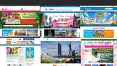Một loạt công ty du lịch có tên na ná các doanh nghiệp có uy tín (hàng ảnh phía trên) dễ gây hiểu lầm cho khách hàng