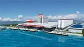 Phối cảnh dự án Nhà máy chế biến TATS Sao Mai.