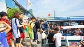 Du khách Trung Quốc du lịch tại Nha Trang