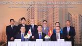 Nam Long bắt tay 2 đối tác Nhật triển khai dự án Akari City