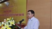 Ông Bùi Quang Tiên điều hành BIDV thay ông Trần Anh Tuấn từ nhiệm