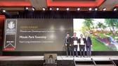 Mizuki Park nhận 2 giải thưởng quốc tế
