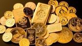 Giá vàng trong nước có xu hướng giảm theo đà giảm của giá vàng thế giới. (Ảnh minh họa: KT)