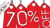Dỡ trần khuyến mại 50% từ 15/7/2018