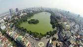 Hồ Hoàn Kiếm là khu vực đặc biệt quan trọng ở trung tâm Thủ đô Hà Nội. Ảnh: An ninh thủ đô