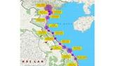 Tuyến đường sắt tốc độ cao Bắc - Nam sẽ chạy qua 20 tỉnh thành