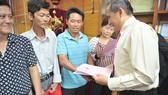 Trao sổ đỏ khách hàng dự án Phước An - Nhơn Trạch - Đồng Nai