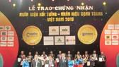 Sacombank top 20 nhãn hiệu nổi tiếng hàng đầu Việt Nam