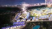 Crown Vill nằm phía sau khách sạn The Coastal Hill và đối diện khu đô thị FLC Lux City Quy Nhon