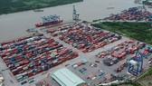 Cảng Tân Cảng Phú Hữu. Ảnh: Cao Thăng