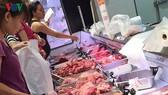 """Giá thịt lợn đang tăng """"chóng mặt""""."""
