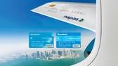 Chủ thẻ Plus Sacombank được ưu đãi đặc biệt khi bay Vietnam Airlines