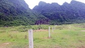 Chôn cọc lấn chiếm đất ở di sản Phong Nha - Kẻ Bàng nhưng không bị xử lý