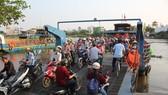 Xây cầu tạm nối quận 12 với Gò Vấp