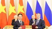SHB hợp tác chiến lược 2 định chế tài chính quốc tế tại Nga