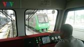 Lập 5 đoàn tàu chạy thử trên tuyến Cát Linh - Hà Đông từ 20/9 tới