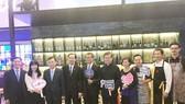 Tổng kim ngạch thương mại Việt Nam-Hồng Kông đạt 17,5 tỷ USD