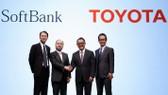 Softbank, Toyota hợp tác phát triển xe tự hành
