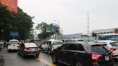 Đau đầu tìm giải pháp giao thông cho sân bay quốc tế Tân Sơn Nhất