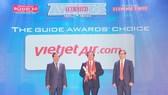 """Vietjet được vinh danh """"Hãng hàng không tiên phong"""""""