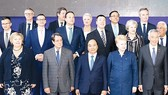Hội nghị cấp cao ASEM lần thứ 12: Ứng phó với các thách thức toàn cầu