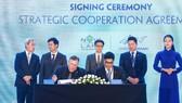 Novaland ký kết hợp tác chiến lược cùng 2 tập đoàn quốc tế