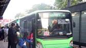 TPHCM thí điểm thẻ xe buýt thông minh trên 9 tuyến