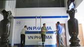 Cơ quan điều tra kiểm tra trụ sở Công ty cổ phần VN Pharma