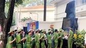 Khánh thành Bia Tưởng niệm chiến sĩ biệt động Sài Gòn hy sinh Tết Mậu Thân 1968